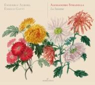 ストラデッラ(1644-1682)/La Susanna: E.gatti / Ensemble Aurora Etc