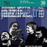 Swiss Radio Days Jazz Live Trio Concert Series, Vol.36