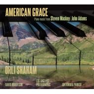 American Grace-piano Music: O.shaham J.kimura Parker(P)Robertson / Lapo +steven Mackey