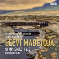 交響曲第1番、第3番、『オコン・フオコ』 ストゥールゴールズ&ヘルシンキ・フィル