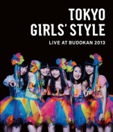 TOKYO GIRLS' STYLE LIVE AT BUDOKAN 2013 (Blu-ray 3 Discs)[Special Edition]
