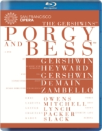 『ポーギーとベス』全曲 ザンベロ演出、デメイン&サンフランシスコ歌劇場、L.ミッチェル、オウェンズ、他(2009 ステレオ)(日本語字幕付)