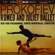 Romeo & Juliet(Hlts): Mitropoulos / Nyp