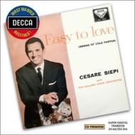 Easy to Love -Sings Cole Poeter : Siepi(B)Roland Shaw Orchestra +Verdi Opera Arias