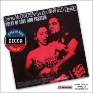 『マックラッケン&ウォーフィールド、オペラ・デュエット集』、『マックラッケン、オペラ・アリア集』