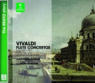 ヴィヴァルディ(1678-1741)/Flute Concertos Op 10 Etc: Rampal(Fl) Scimone / I Solisti Veneti