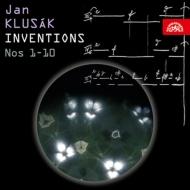 『インヴェンション』第1番〜第10番、『消滅した幸福』 ペシェク&チェンバー・ハルモニア・オーケストラ、チェコ九重奏団、他(2CD)