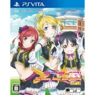 HMV&BOOKS onlineGame Soft (PlayStation Vita)/(Sale) ラブライブ! School Idol Paradise Vol.2 Bibi Unit