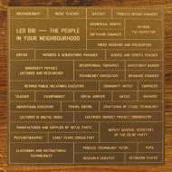 ローチケHMVLed Bib/People In Your Neighbourhood
