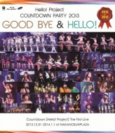 Hello!Project COUNTDOWN PARTY 2013 〜GOOD BYE & HELLO!〜(Blu-ray)
