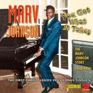 You Got What It Takes -The Marv Johnson Story