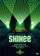 JAPAN ARENA TOUR SHINee WORLD 2013 -Boys Meet U-[Standard Edition]�i2DVD+PHOTOBOOKLET�j