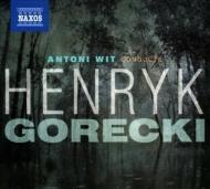 交響曲第3番『悲歌のシンフォニー』、第2番『コペルニクス党』、小レクィエム、他 ヴィット&ポーランド国立放送響、ワルシャワ・フィル、他(3CD)