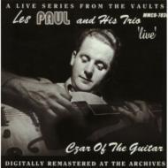 Live: Czar Of The Guitar