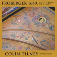 Harpsichord Works: Tilney(Cemb)