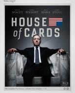 ハウス・オブ・カード 野望の階段 SEASON 1 Blu-ray Complete Package <デヴィッド・フィンチャー完全監修パッケージ仕様>