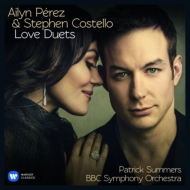 Love Duets-puccini To Bernstein: Ailyn Perez(S)Stephen Costello(T)P.summers / Bbc So