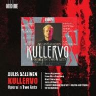 歌劇『クレルヴォ』全曲 セーデルブロム&フィンランド国立歌劇場、ヒュンニネン、サルミネン、他(1991 ステレオ)(3CD)