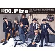 M.Pire DVD Magazine Story #1 (DVD+フォトブック)