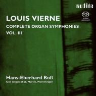 オルガン交響曲全集第3集 ハンス=エーベルハルト・ロス