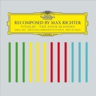 Recomposed With Shadows-vivaldi: Four Seasons: D.hope Ridder / Konzerthaus Co