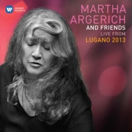 マルタ・アルゲリッチ&フレンズ ライヴ・フロム・ザ・ルガノ・フェスティヴァル2013(3CD)
