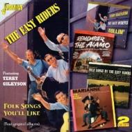 Folk Songs You'll Like -Four Original Albums