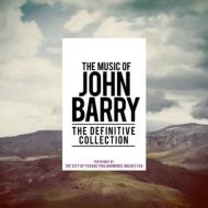 Music Of John Barry The Definitive Collection -City Of Prague Philharmonic