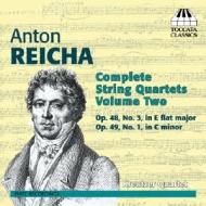 Complete String Quartets Vol.2: Kreutzer Q