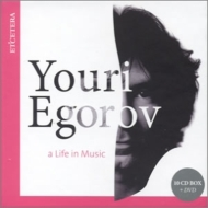 Youri Egorov -A Life in Music (10CD)(+PAL-DVD)