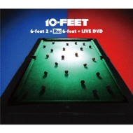 6-feat 2 +Re: 6-feat +LIVE DVD 【初回限定盤LIVE DVD付セット】
