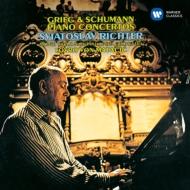 グリーグ:ピアノ協奏曲、シューマン:ピアノ協奏曲 リヒテル、マタチッチ&モンテカルロ国立歌劇場管