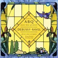 ドビュッシー:弦楽四重奏曲、ラヴェル:弦楽四重奏曲 アルバン・ベルク四重奏団