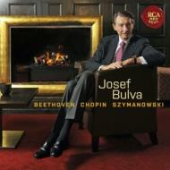 ベートーヴェン:『熱情』、ショパン:ピアノ・ソナタ第2番、シマノフスキ:仮面劇 ヨゼフ・ブルヴァ