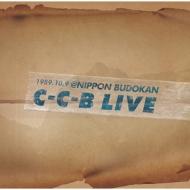 C-C-B 1989年 解散ライブ@日本武道館 『解散25周年 初のライブ盤ですいません!!』