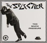 Too Much Pressure (Hardback Digibook)