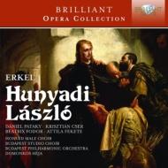 歌劇『ラースロー・フニャディ』全曲 ヘーヤ&ブダペスト・フィル、パタキー、チェル、他(2012 ステレオ)(2CD)