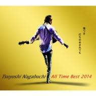 Tsuyoshi Nagabuchi All Time Best 2014 傷つき打ちのめされても、長渕剛。 (4CD)【通常盤】