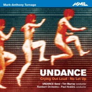 『アンダンス』『クライング・アウト・ラウド』『ノー・レットアップ』 T.マレイ&アンダンス・バンド、ホスキンズ&ランバート管