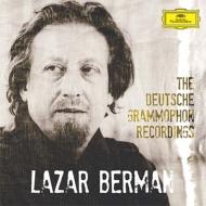 ラザール・ベルマン ドイツ・グラモフォンレコーディングス