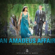 An Amadeus Affair: Anderson & Roe Piano Duo