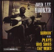 Burnin / Plays And Sings The Blues +3