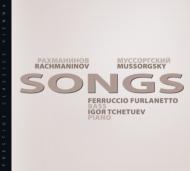 ラフマニノフ:歌曲集(運命、春の洪水、他)、ムソルグスキー:『死の歌と踊り』、他 フルラネット、チェトゥーエフ