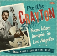 Texas Blues Jumpin' In Los Angeles -The Modern Music Sessions