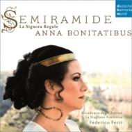 Soprano Collection/Semiramide-arias & Scenes From Porpora To Rossini: Bonitatibus(S) Ferri / Accadem