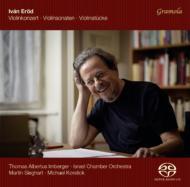 Violin Concerto, Violin Sonatas: Irnberger(Vn)Israel Co Korstick(P)