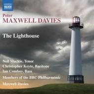 室内オペラ『灯台』 マクスウェル・デイヴィス&BBCフィル、ニール・マッキー、クリストファー・ケイト、イアン・コンボイ(1994 ステレオ)