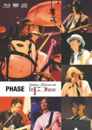 PHASE (Blu-ray+DVD+2CD)【初回限定盤】