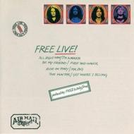 Free Live! (紙ジャケット)(プラチナshm)