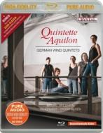 『ドイツの木管五重奏曲集』『ボヘミアの木管五重奏曲集』 アキロン五重奏団